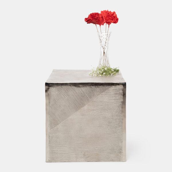 Luxury side table Metal