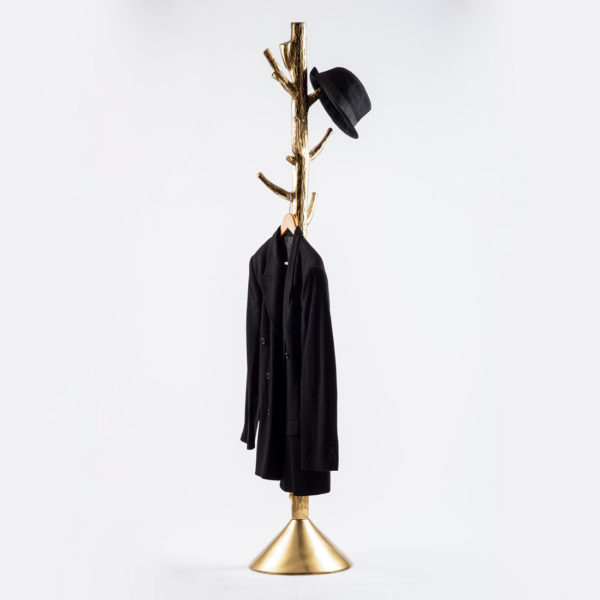 Metal Tree coat stand