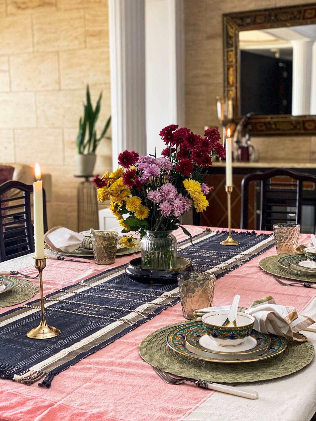 Dining Table styling bengaluru