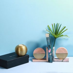Bookends : Topp Brass