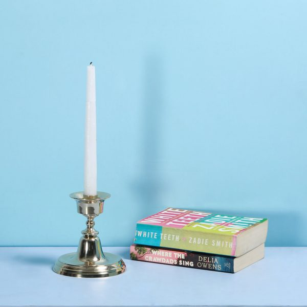 Brass candle stand: Topp Brass