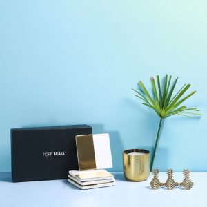 3500 gift box : Topp Brass