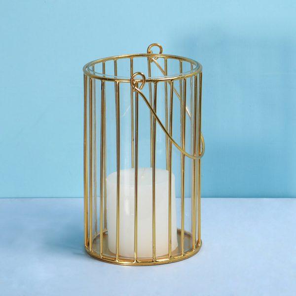 Diwali gold lantern