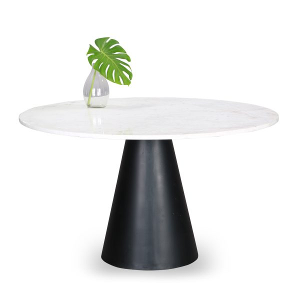 topbrass : Marble Dining Table