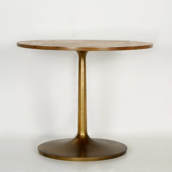 Top Brass : Mini Dining Table