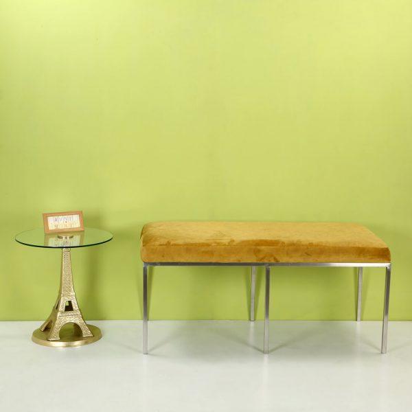 Topbrass : Gold side table for livingroom