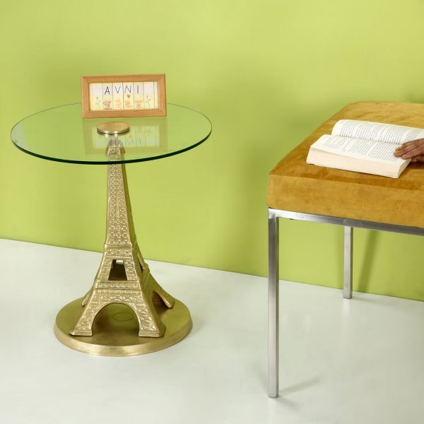 Topbrass : Eiffel tower side table