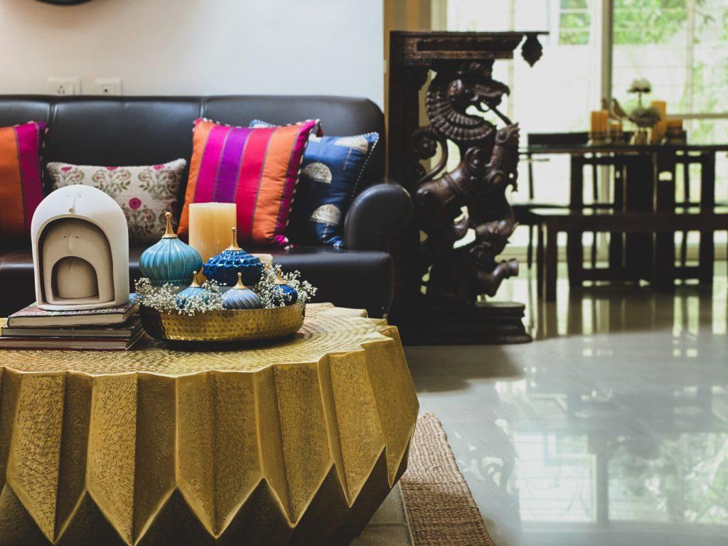 Living Room Decor India